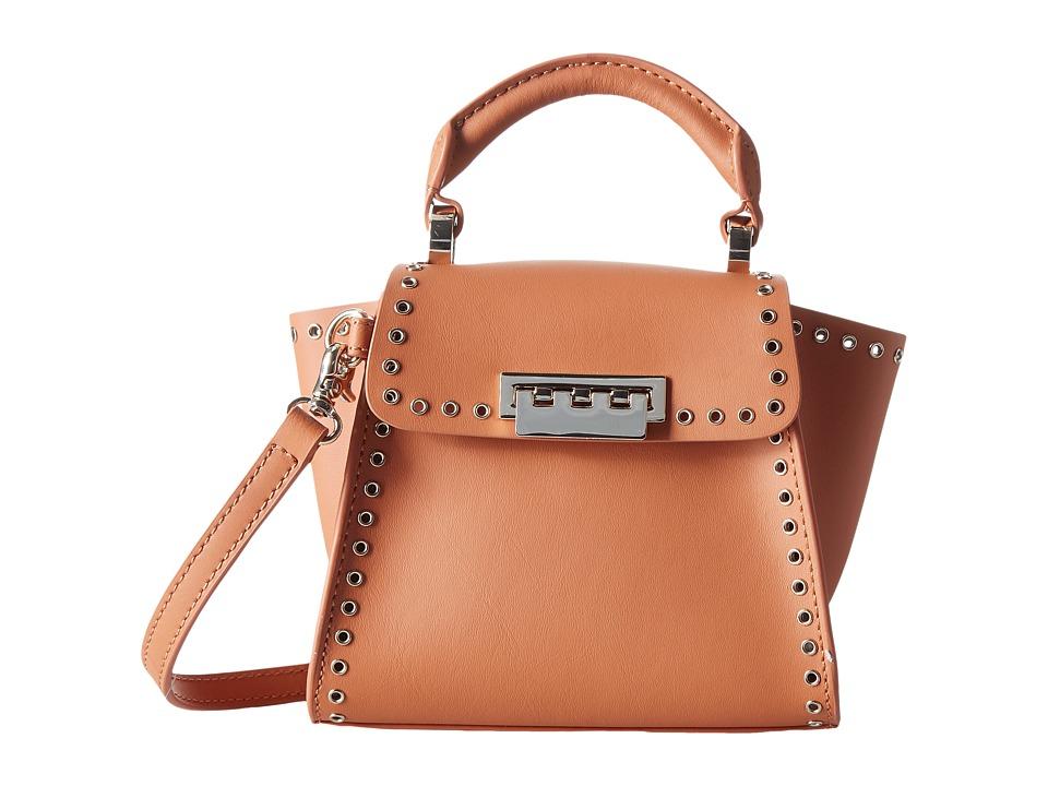 ZAC Zac Posen - Eartha Iconic Top-Handle Mini (Apricot) Top-handle Handbags