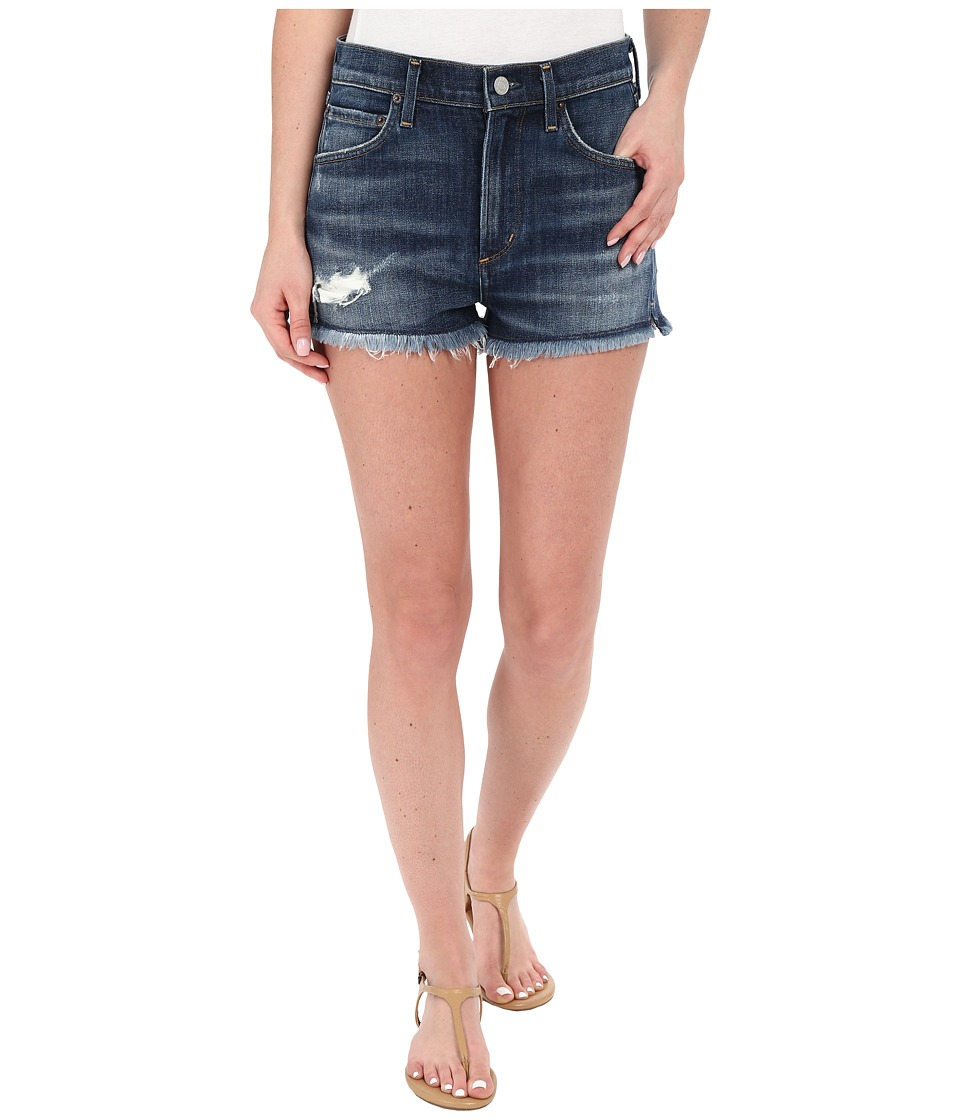 A Gold E Jaden in Starwood Distressed Distressed Starwood Womens Shorts