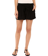 Splendid - Rayon Voile Tie Shorts