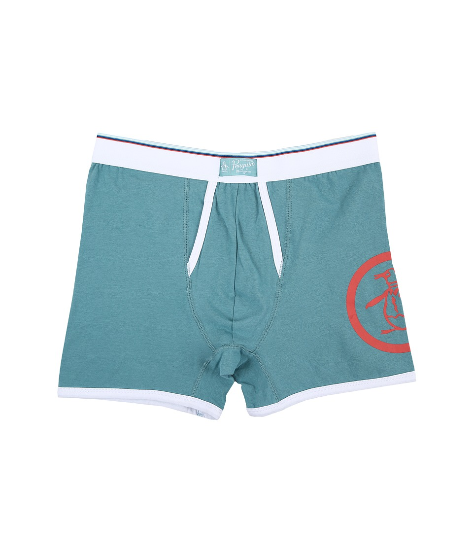 Original Penguin Single Boxer Brief Brittany Blue Mens Underwear