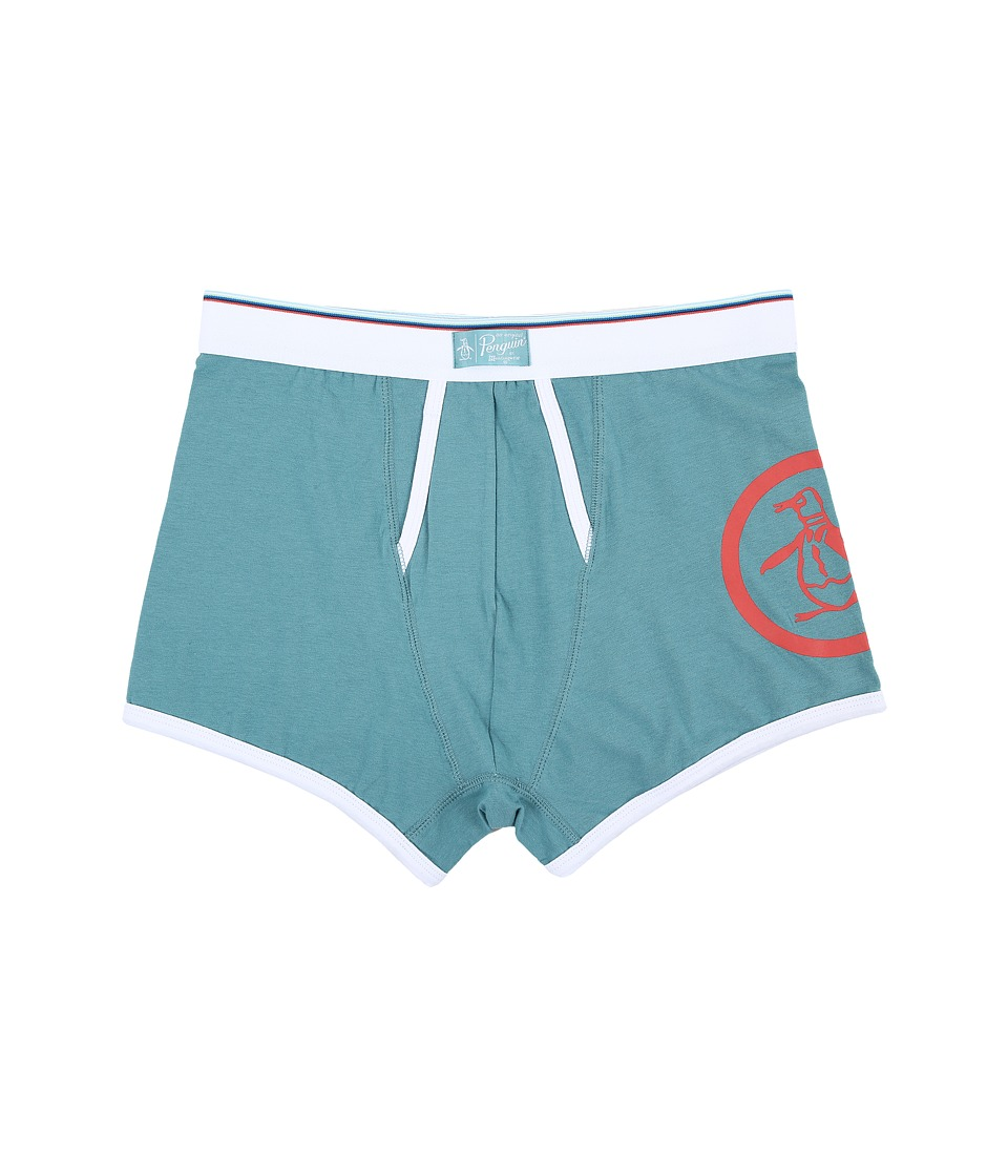 Original Penguin Single Trunk Brittany Blue Mens Underwear