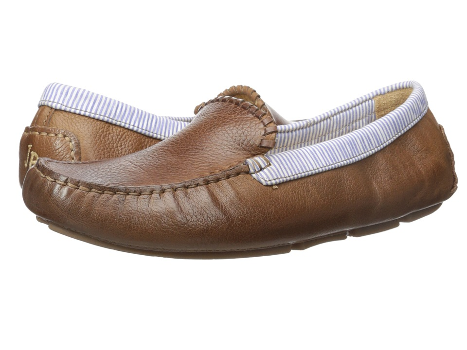 Jack Rogers Barrett Tan Mens Slip on Shoes