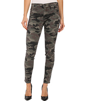 Hudson - Nico Mid-Rise Ankle Skinny in Deployed Camo