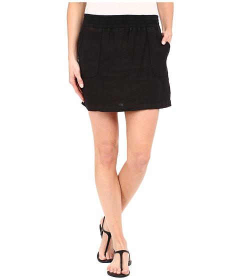 Allen Allen Short Cargo Skirt