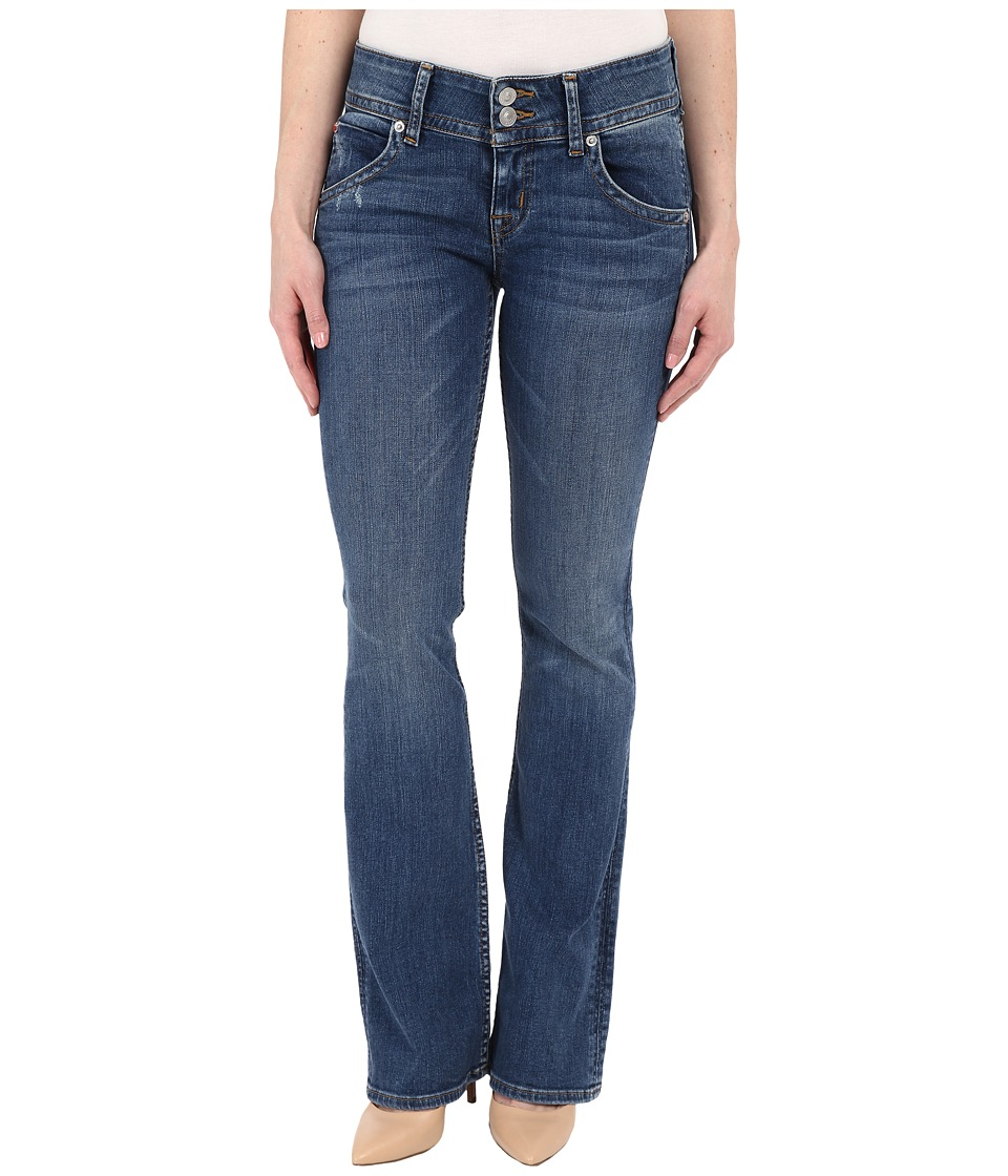 Hudson Petite Signature Bootcut in Point Break Point Break Womens Jeans