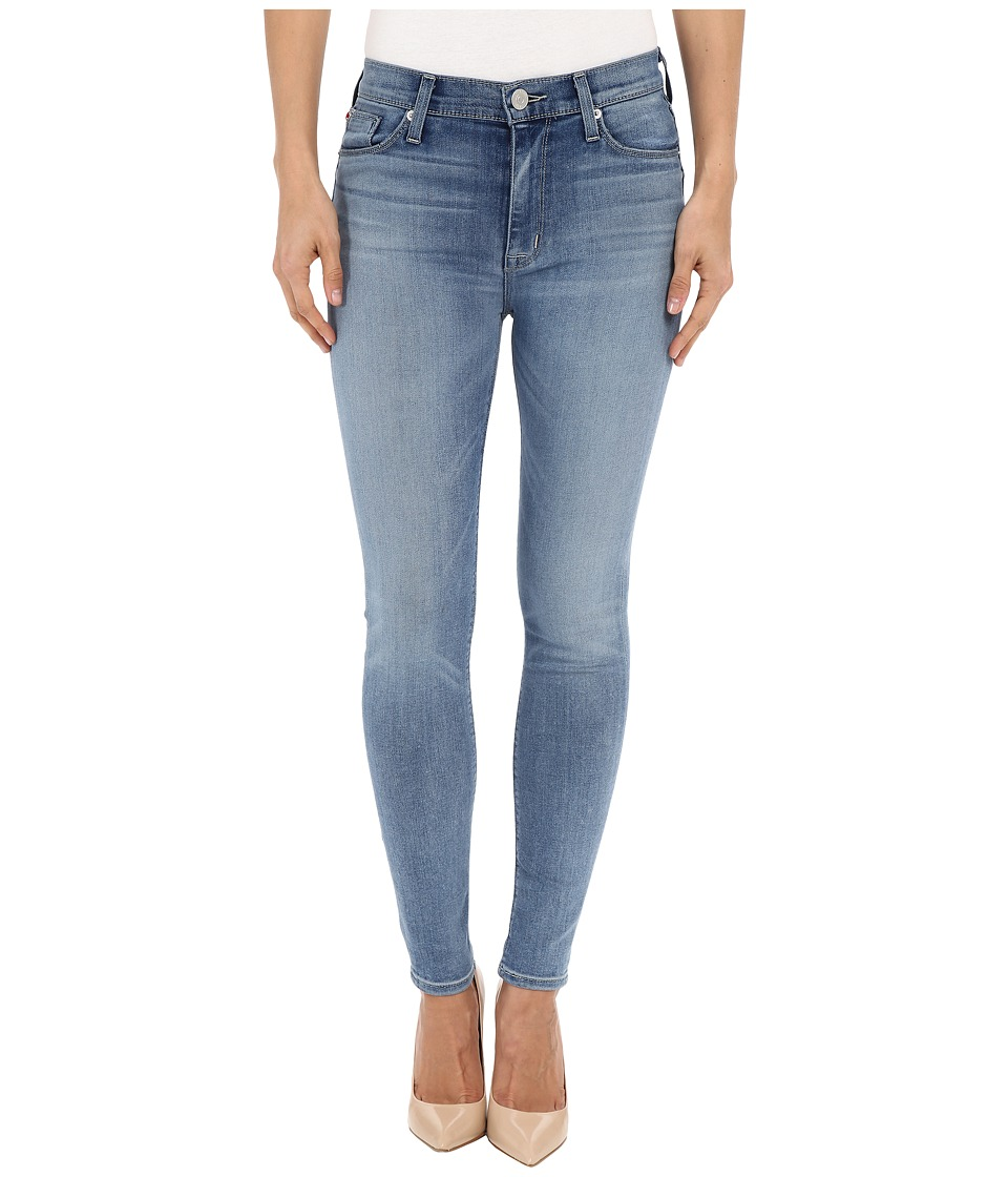 Hudson Barbara High Rise Ankle Skinny in Convex Convex Womens Jeans