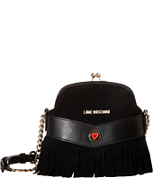 LOVE Moschino - Fringe Clutch Crossbody