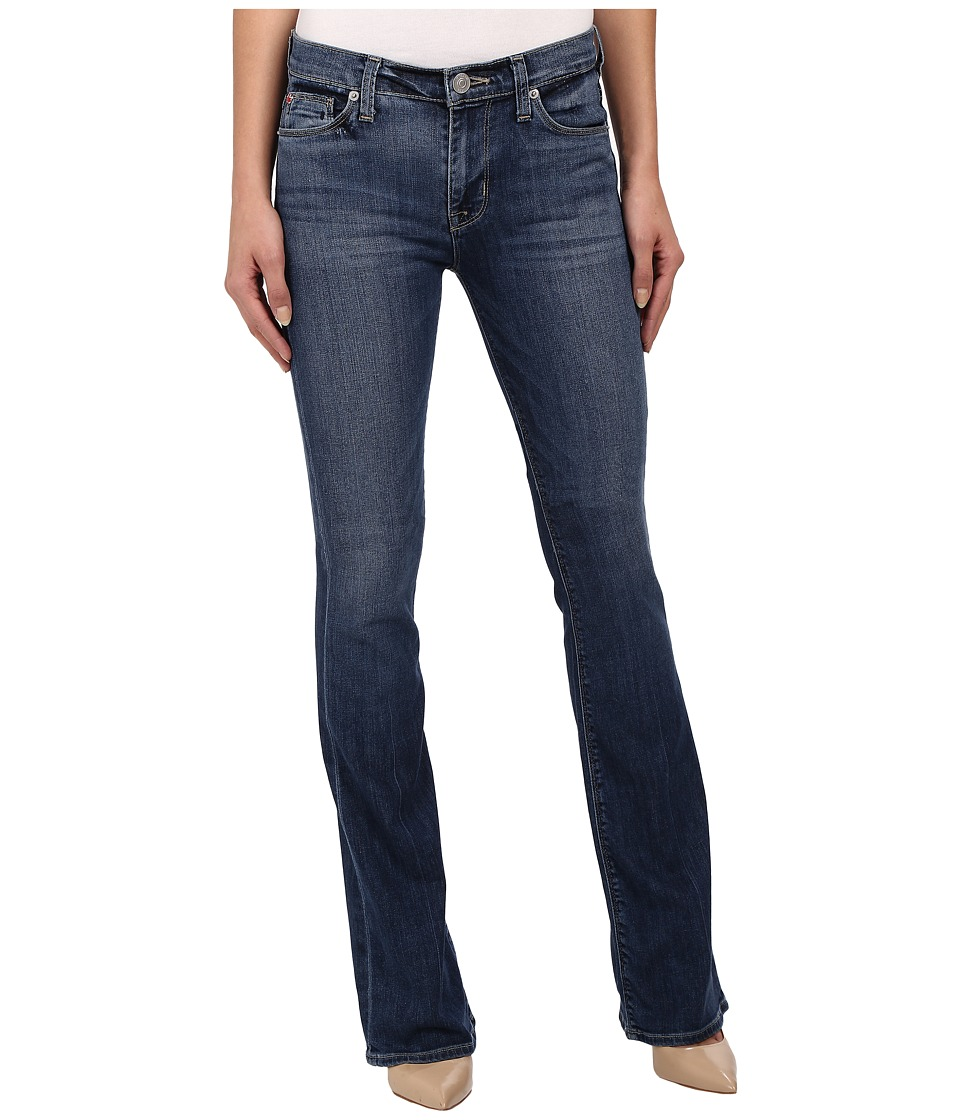 Hudson Love Mid Rise Bootcut in Stingray Stingray Womens Jeans