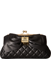 LOVE Moschino - Quilted Bow Clutch