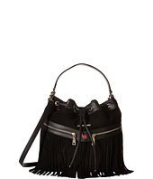 LOVE Moschino - Fringe Bucket Bag