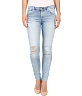 Hudson - Lilly Mid-Rise Ankle Skinny with Distress in Rialto