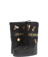 LOVE Moschino - Love Quilted Moon Boot