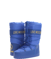 LOVE Moschino - Logo Moon Boot