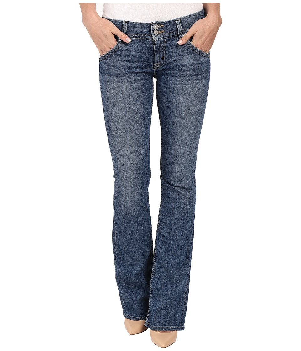Hudson Signature Mid Rise Bootcut in Harmony Harmony Womens Jeans