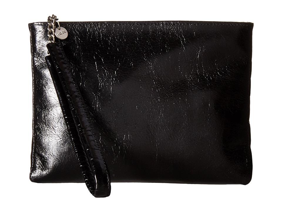 Hobo - Emery (Black) Clutch Handbags