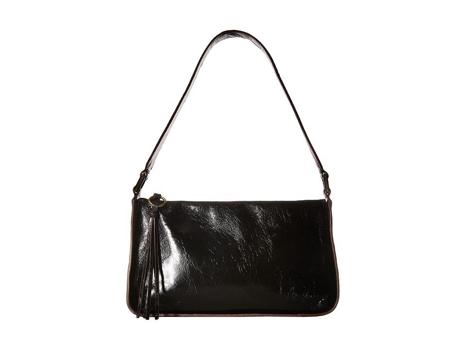 Hobo - Evita (Black) Handbags