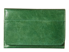 Hobo Jill Trifold Wallet (Ivy)