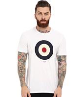 Ben Sherman - Short Sleeve Basic Target Tee MB12872