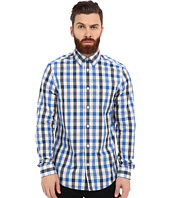 Ben Sherman - Long Sleeve Space Dyed Gingham MA11367A