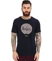 Ben Sherman - Short Sleeve Beatles Drum Logo Tee MB12742