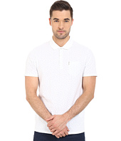 Ben Sherman - Short Sleeve Mini Geo Print Polo MC12331A