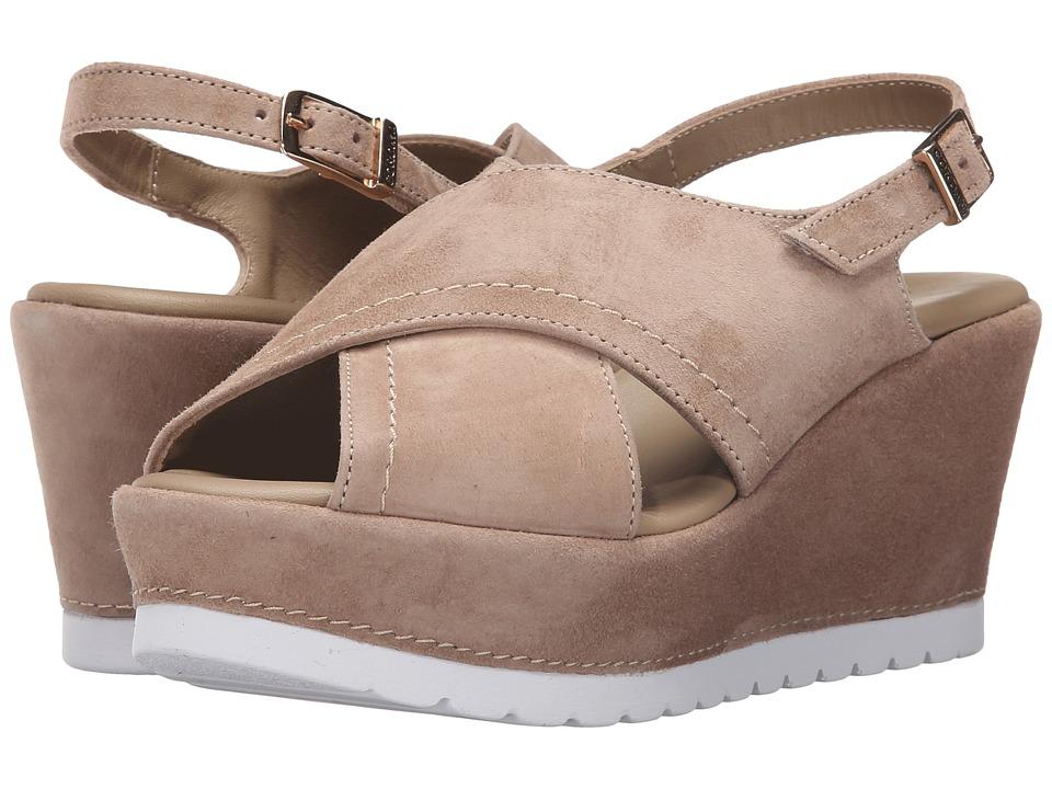 Cordani Delight Nocciola Womens Wedge Shoes