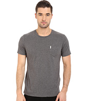Ben Sherman - Short Sleeve Plain Pocket Crew Tee MB12340A