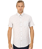 Ben Sherman - Short Sleeve Seaside Print Woven MA12431A