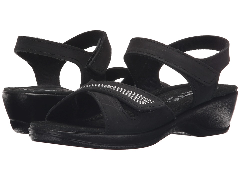 Spring Step Caric (Black) Women