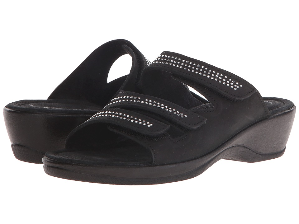 Spring Step Chela (Black) Women