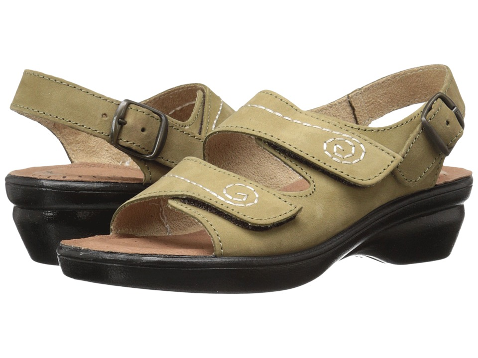 Spring Step Belamar (Olive Green) Women