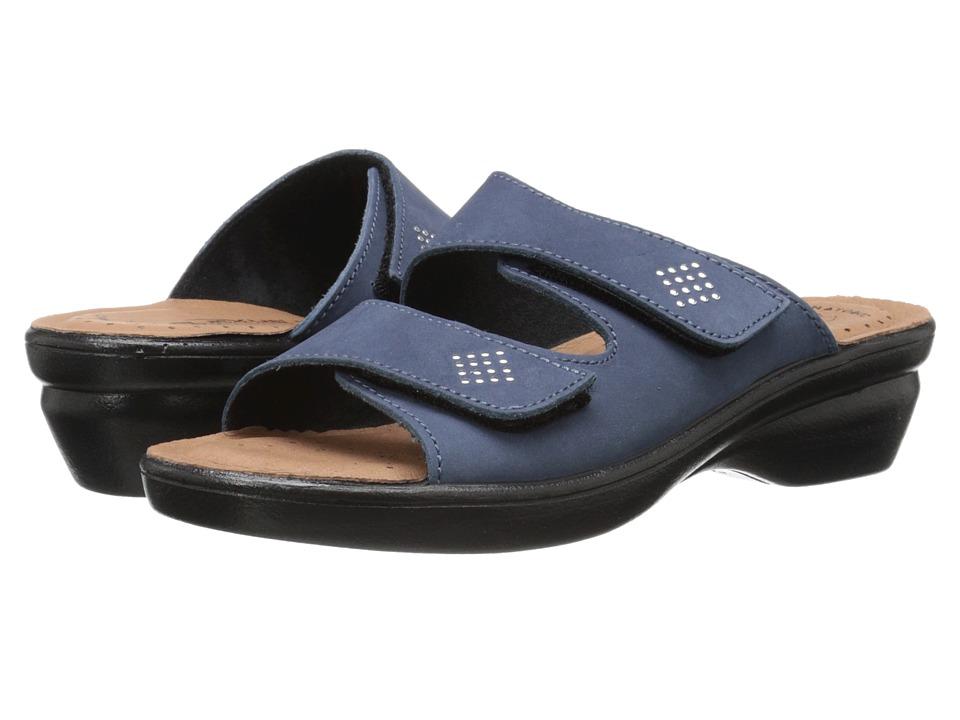 Spring Step Aditi (Denim Blue) Women's Shoes