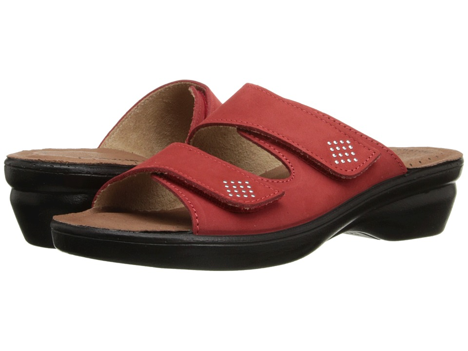 Spring Step Aditi (Red) Women