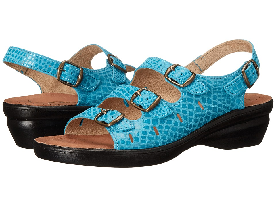 Spring Step Adriana (Blue) Women