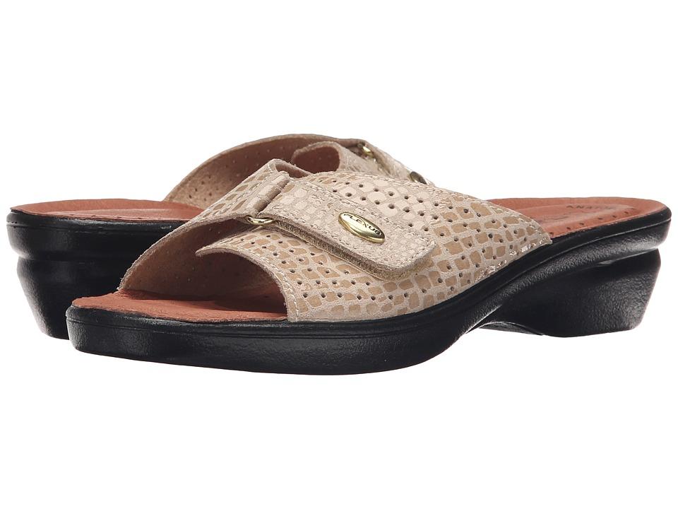 Flexus Carrie Beige Womens Shoes
