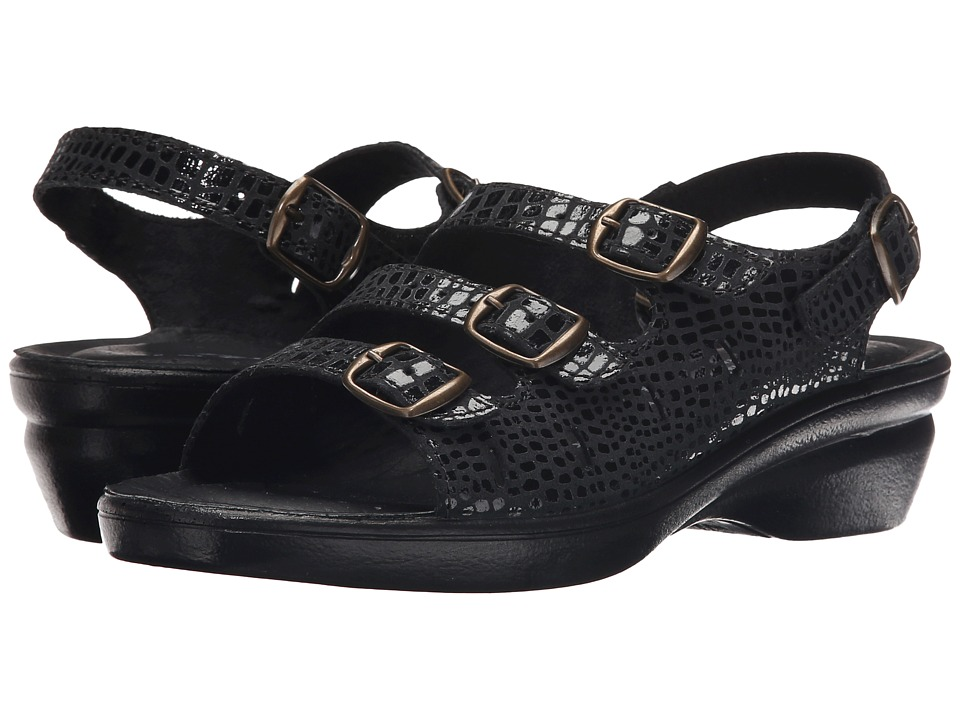 Spring Step Adriana (Black) Women