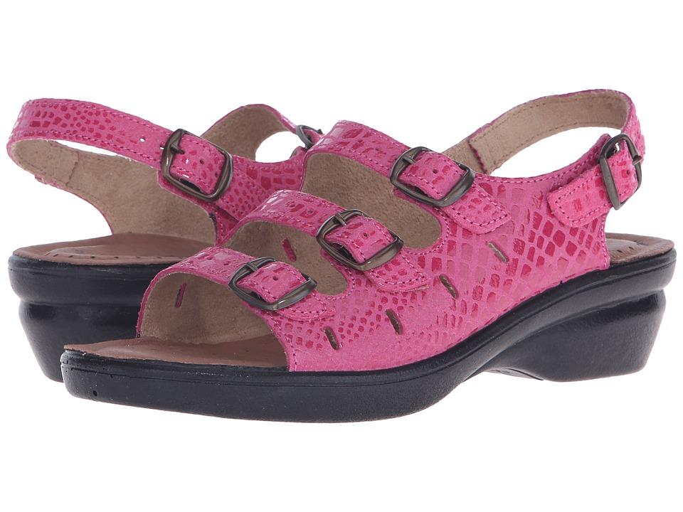 Flexus Adriana Fuchsia Womens Shoes