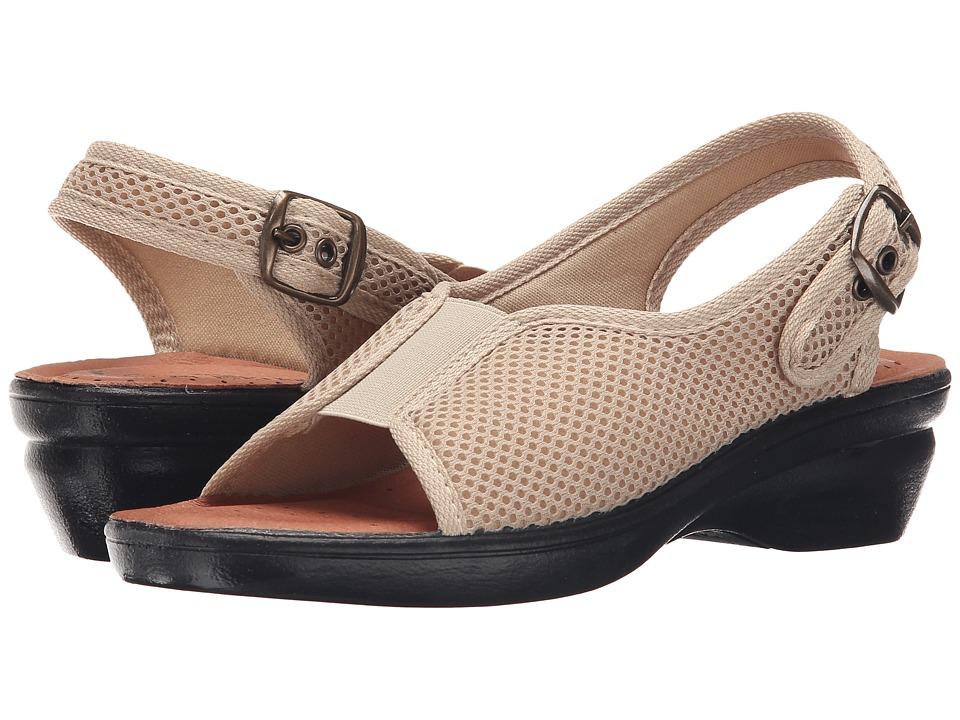Flexus Fabrizia Beige Womens Shoes