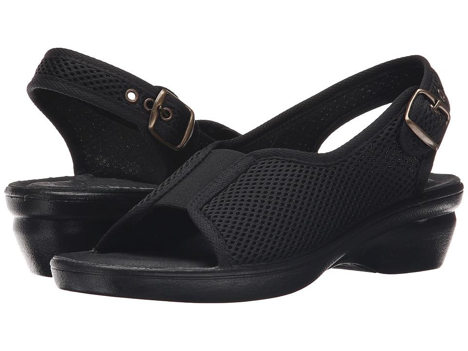 Flexus Fabrizia Black Womens Shoes
