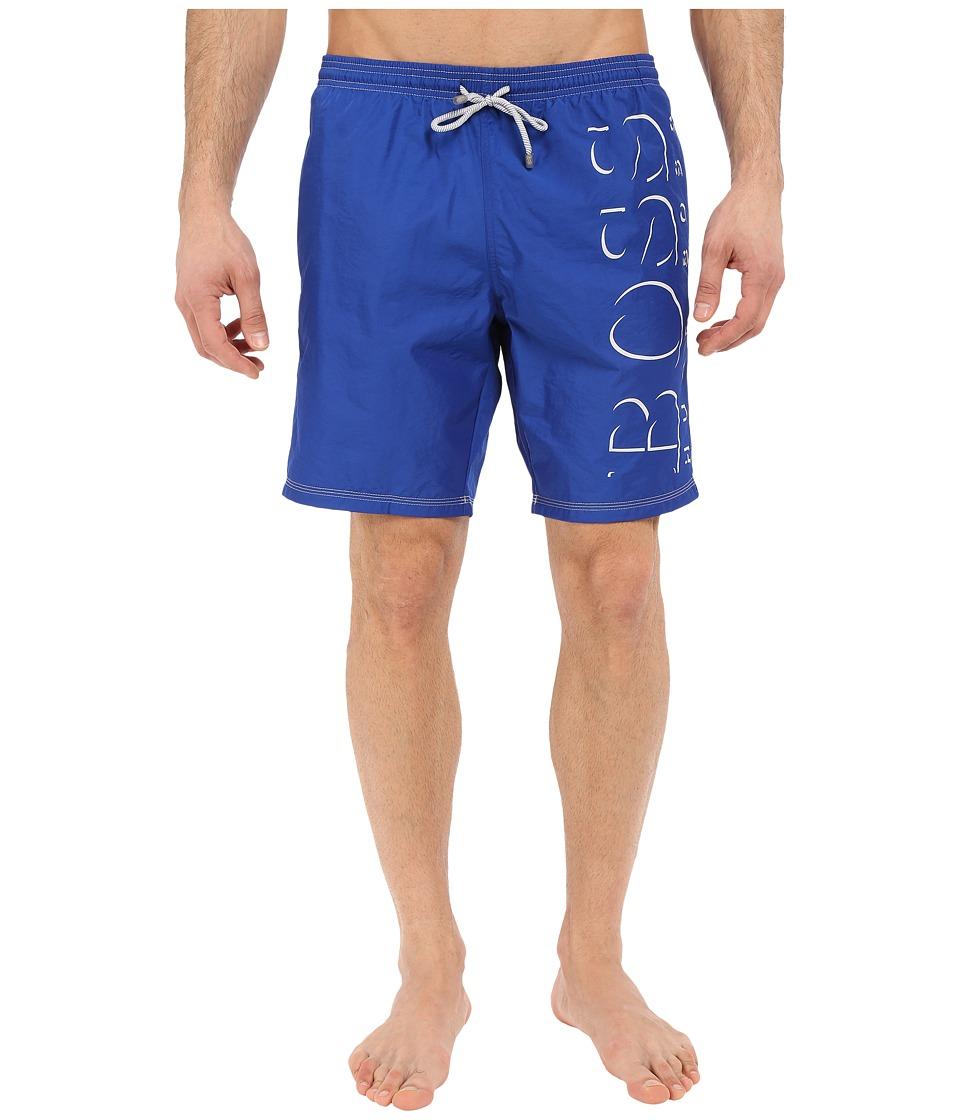 BOSS Hugo Boss Killifish 10124629 0 Royal Blue Mens Swimwear