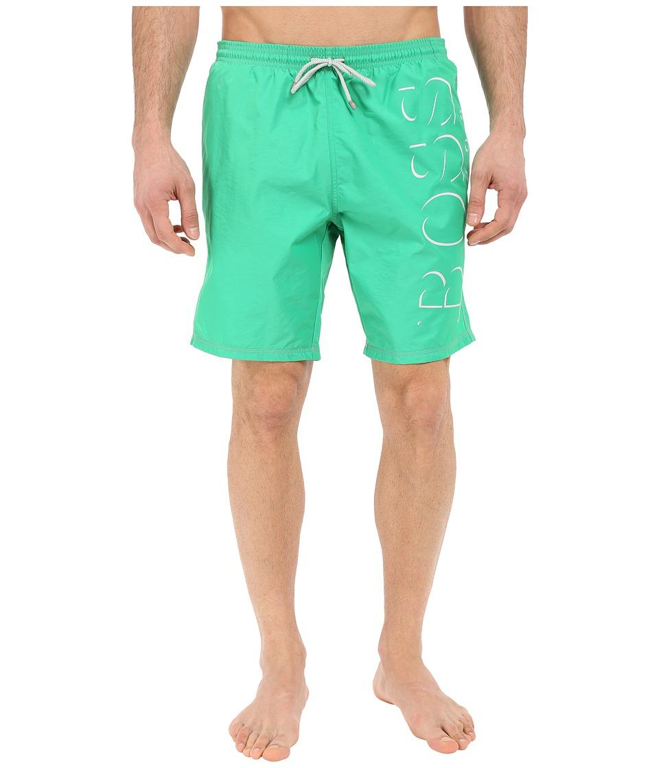 BOSS Hugo Boss Killifish 10124629 0 Green Mens Swimwear