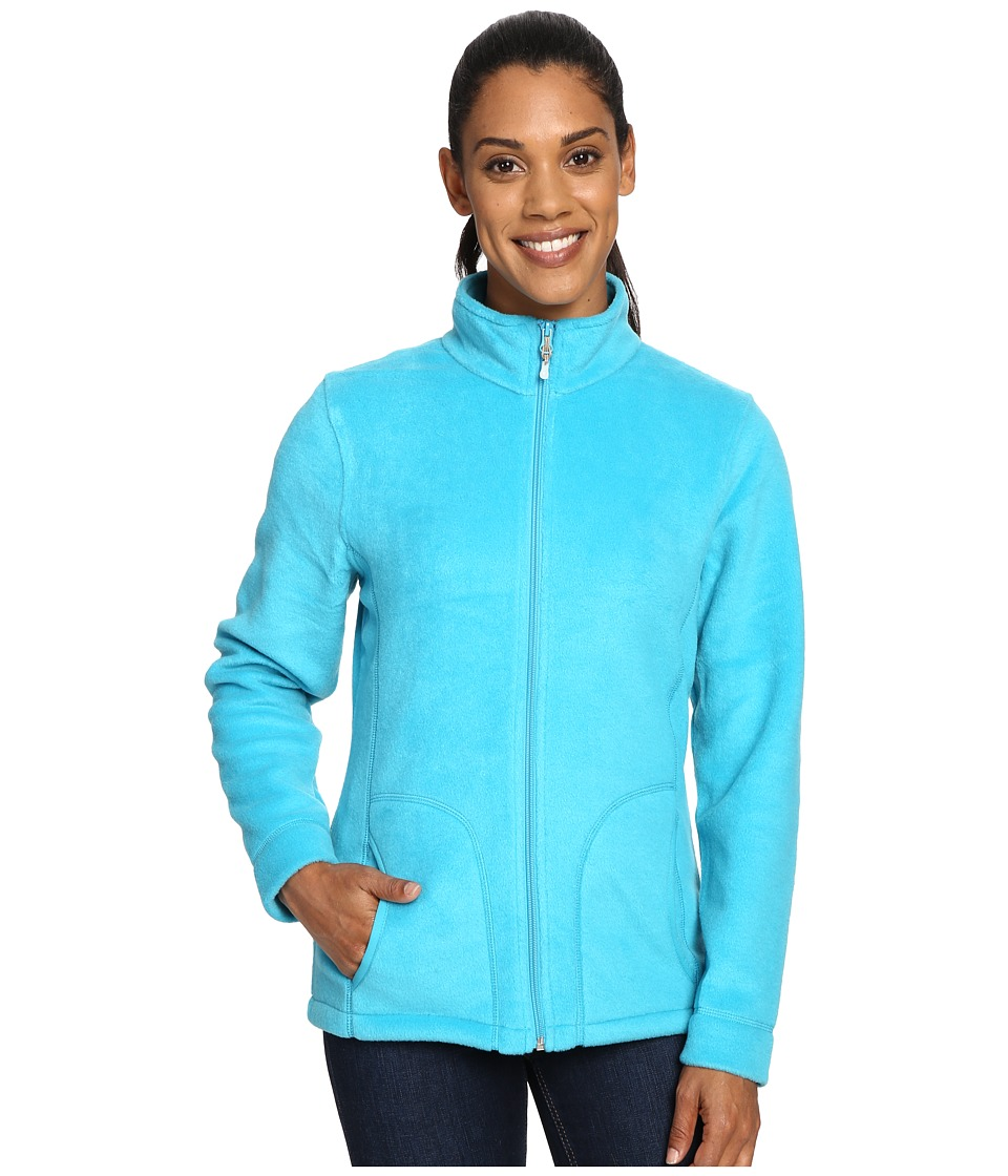 Woolrich Andes Fleece Jacket (Peacock Blue) Women
