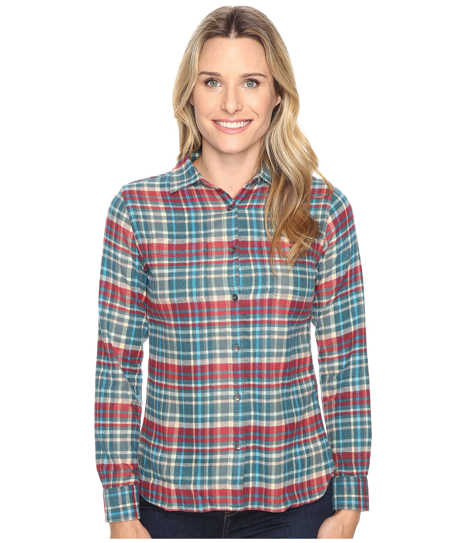 Woolrich the pemberton shirt free shipping for Athletic cut flannel shirts