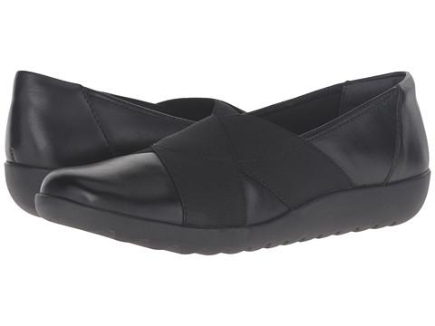 Clarks Medora Jem - Black Leather