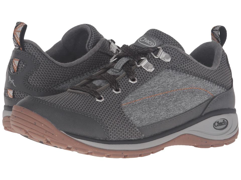 Chaco - Kanarra (Black) Womens Shoes