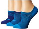 Nike 3-Pair Pack Lightweight Footie