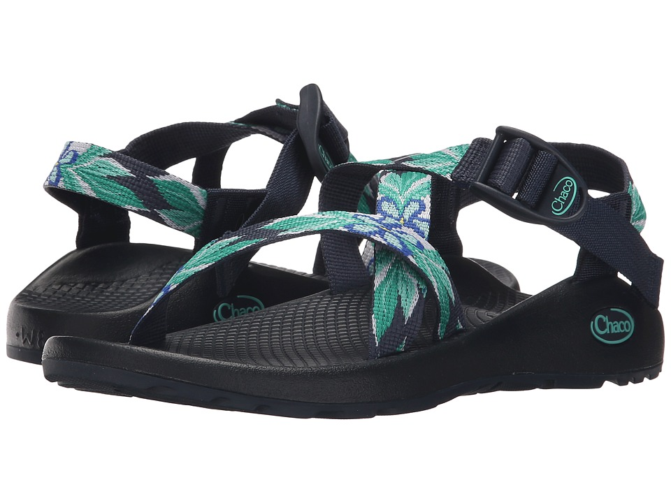 Chaco - Z/1 Ultraviolet Classic (Blue Daisy) Women