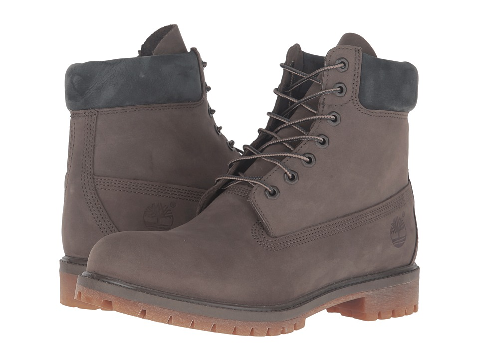 Timberland - 6 Premium Boot - Autumn Mashup (Canteen Waterbuck NB) Men