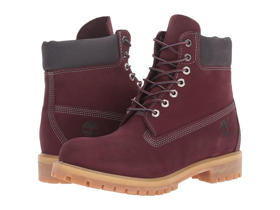 Timberland 6 Premium Boot Autumn Mashup (Dark Port NB) Men