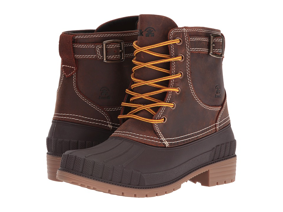 Kamik - Evelyn (Dark Brown) Women